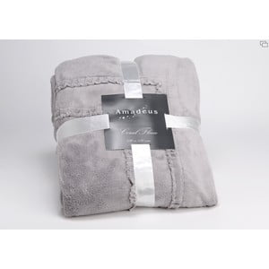 Koc Grey Froufrou, 170x130 cm