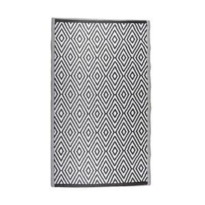 Czarnobiały dywan InArt Amancio,120x180cm