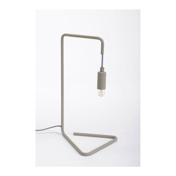 Lampa stołowa Bureau Lampe, beżowa