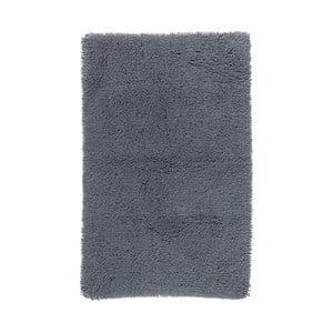 Ciemnoszary dywanik łazienkowy Aquanova Mezzo, 70x120 cm
