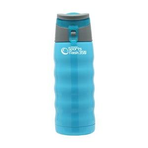 Butelka sportowa Pioneer Blue, 0.35 l