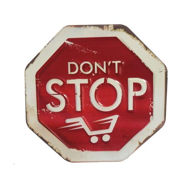Tablica na ścianę Don't Stop