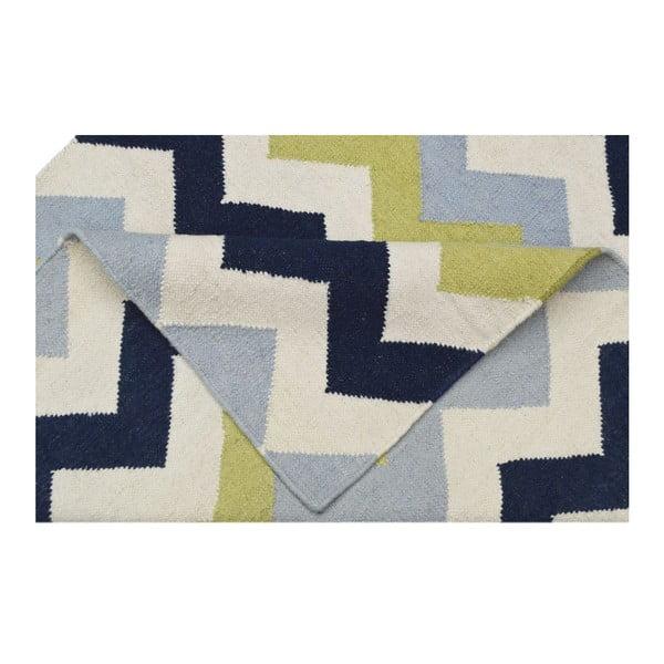 Ręcznie tkany dywan Kilim 11189 Multi, 120x180 cm