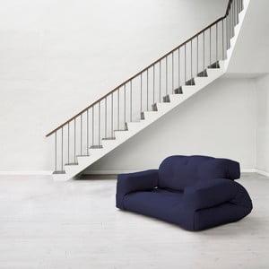 Sofa rozkładana Karup Hippo Navy