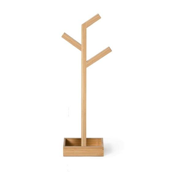 Stojak na reczniki Wireworks Branch Bamboo