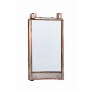 Świecznik Copper, 10x18 cm