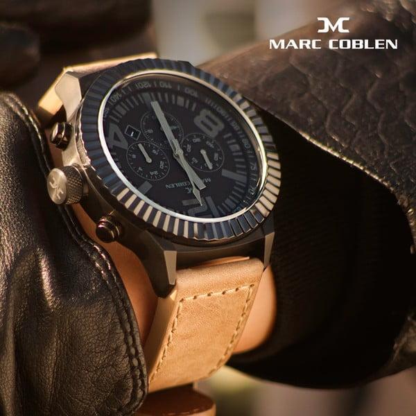 Zegarek damski Marc Coblen z dodatkowym paskiem i obręczą P42