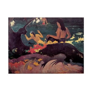 "Paul Gauguin ""Fatata Te Miti"""