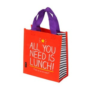 Torba na zakupy Happy Jackson All You Need Is Lunch