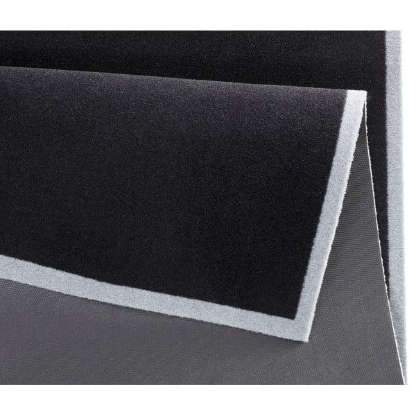 Czarny chodnik kuchenny Hans Home Enjoy, 50x150 cm