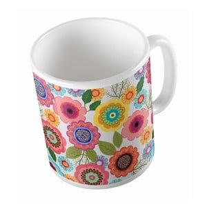 Ceramiczny kubek All Flowers, 330 ml