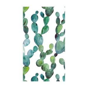 Ręcznik plażowy z nadrukiem Good Morning Cactus, 100x180 cm