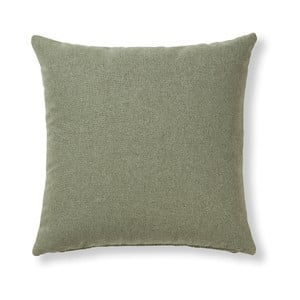 Zielona poduszka La Forma Mak, 45 x 45 cm