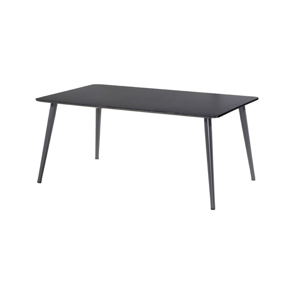 Czarny stół ogrodowy Hartman Sophie