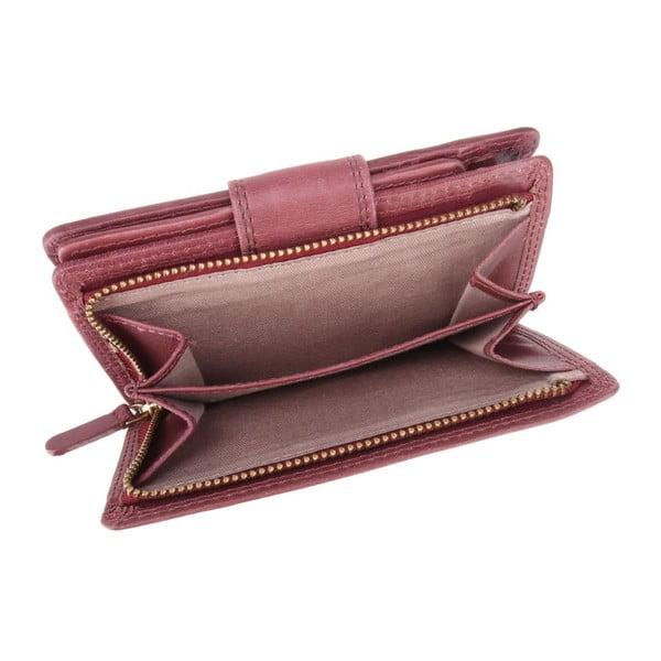 Skórzany portfel Clara Berry