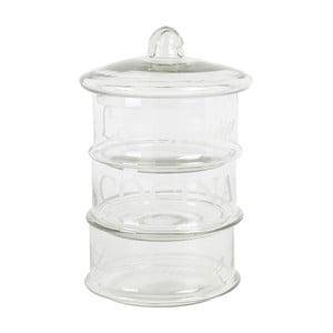 Pojemnik szklany Athezza Triple Cocina