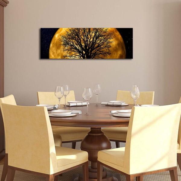 Podświetlany obraz Helios, 90x30 cm