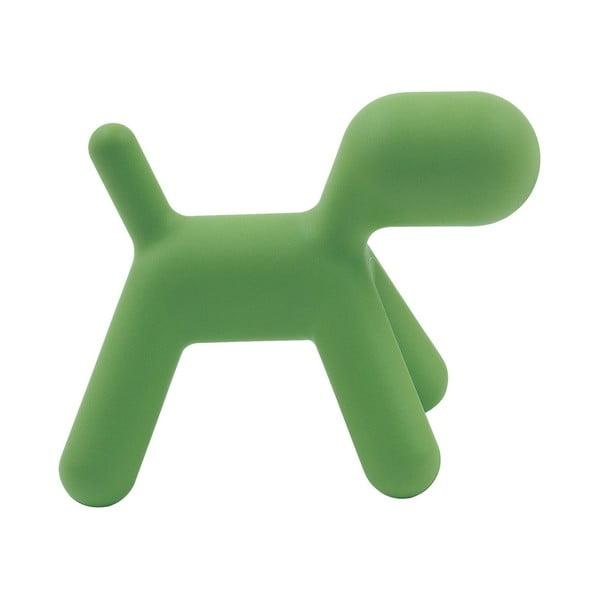 Zielone krzesełko Magis Puppy, 70 cm