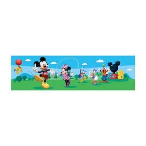 Bordiura samoprzylepna AG Design Mickey Mouse II, długość 5m
