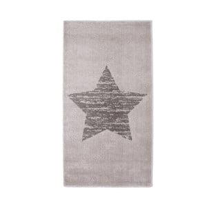 Szary dywan dziecięcy Nattiot Lucero, 80x150 cm