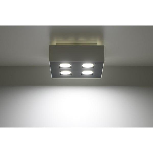 Biała lampa sufitowa Nice Lamps Hydra 4