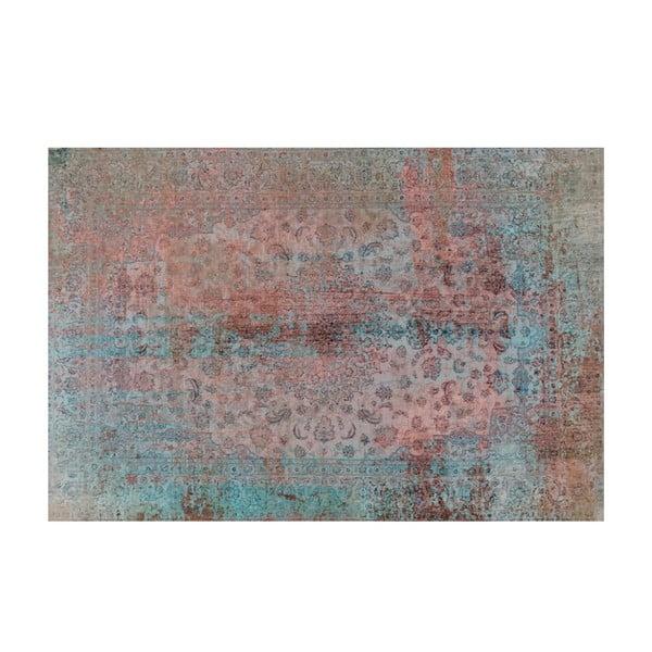 Winylowy dywan Oriental Grunge Turquesa, 100x150 cm