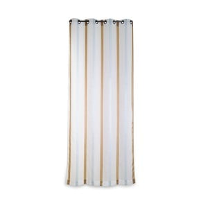 Zasłona Lino Sky, 135x270 cm