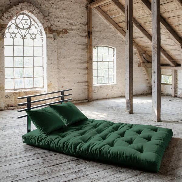 Sofa rozkładana Karup Shin Sano Black/Botella