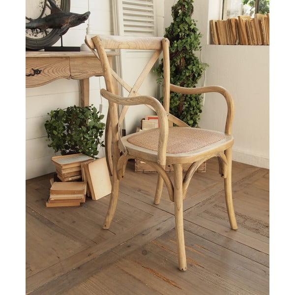 Krzesło z podłokietnikami West Coast