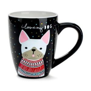Kubek ceramiczny z nadrukiem Tri-Coastal Design Dog