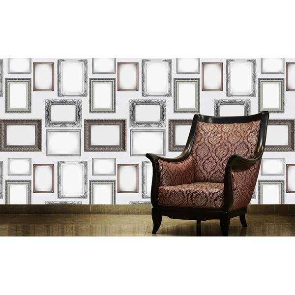 Rolka tapety Ramki, 53x1005 cm