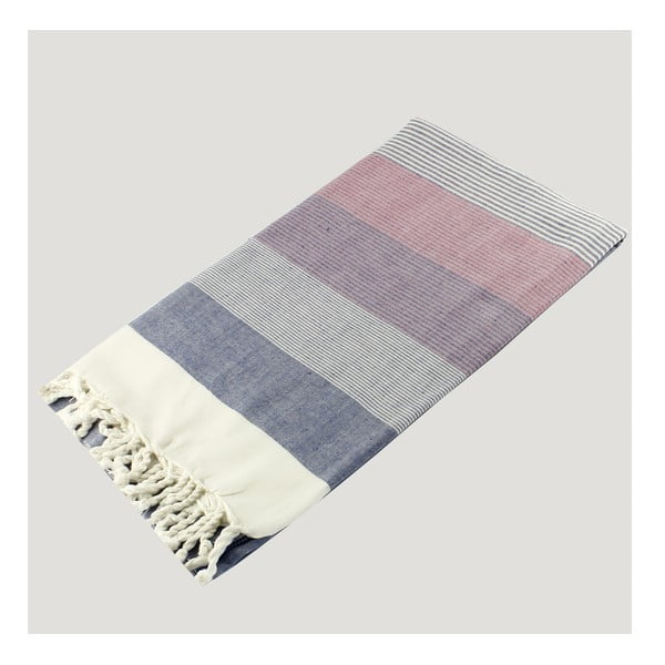 Ręcznik hammam Bath Style Pastel, 90x180 cm