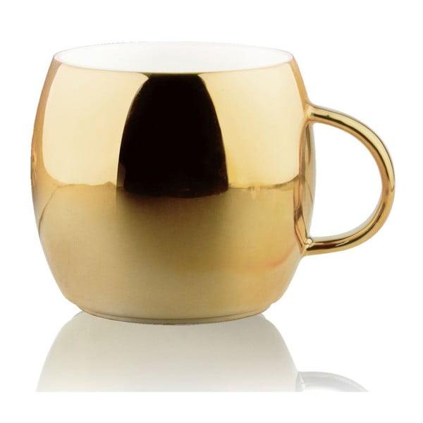 Kubek Sparkling, złoty