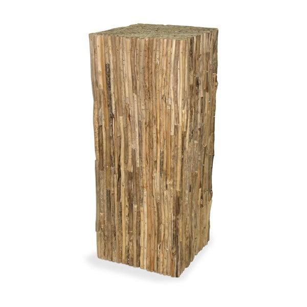Drewniana podstawa Logs, 75 cm