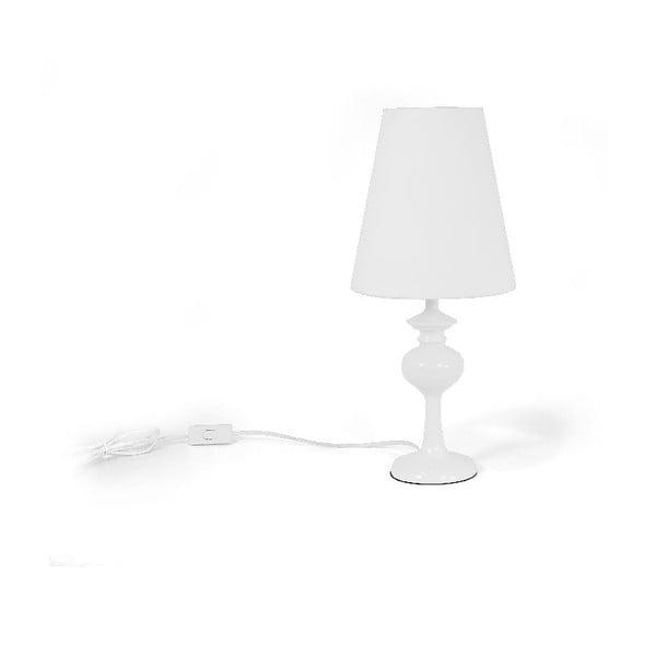 Lampa stołowa Abat Bianco