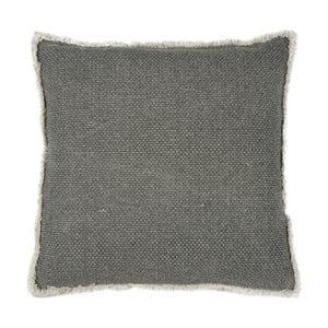 Szara poduszka Walra Noor, 50x50cm