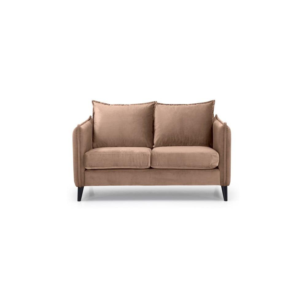 Beżowa sofa 2-osobowa Softnord Leo
