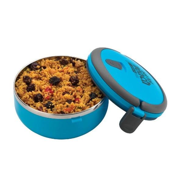 Pojemnik na lunch Lunchbox Blue, okrągły
