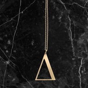 Naszyjnik Democracy Gold z kolekcji Geometry