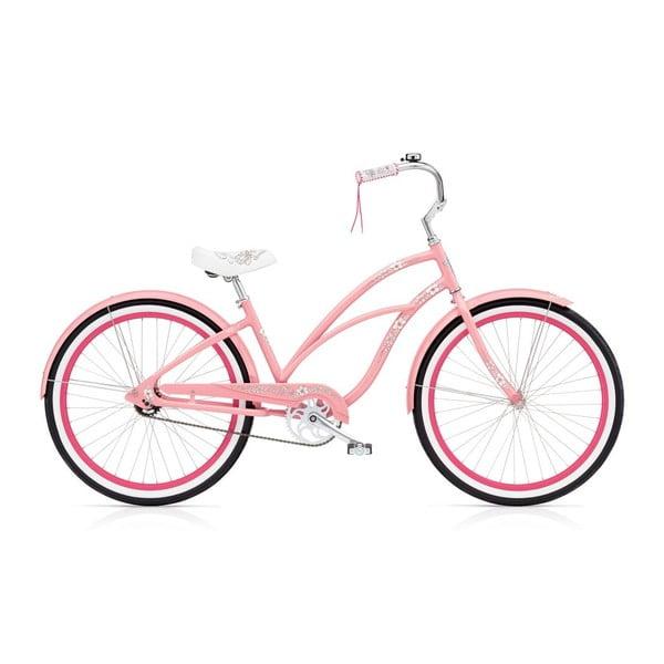Rower damski Hawaii 3i Pink