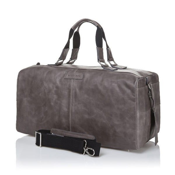 Męska torba skórzana Ferruccio Laconi 102 Grey