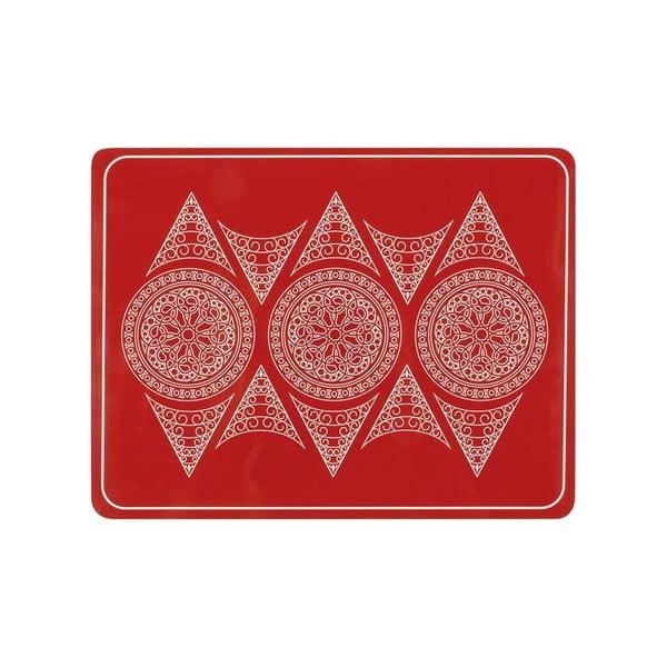 Komplet 4 mat stołowych Oriental