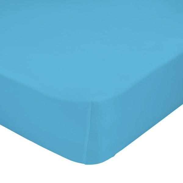 Prześcieradło Crib Turquoise 70x140 cm