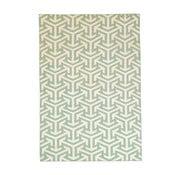 Ręcznie tkany dywan Kilim Green 103, 120x180 cm