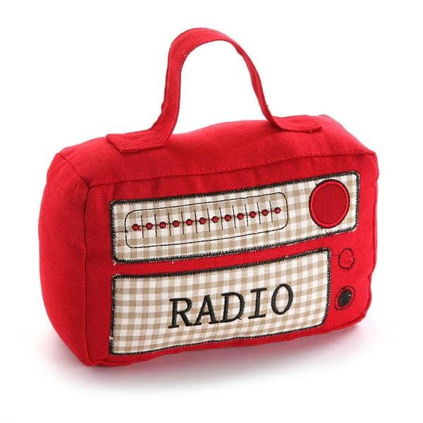 Podpórka do drzwi Red Radio