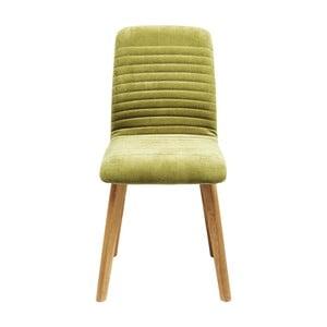 Zielone krzesło Kare Design Lara