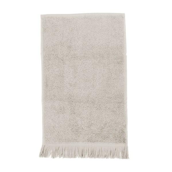 Komplet 6 jasnoszarych ręczników bawełnianych Casa Di Bassi, 30x50 cm