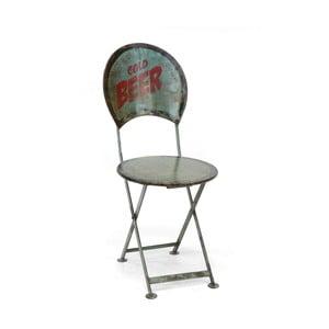 Składane krzesło Dipinta