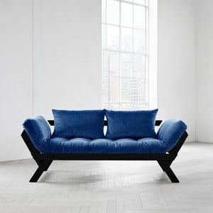 Wielofunkcyjna sofa Karup Bebop Black/Velvet Navy