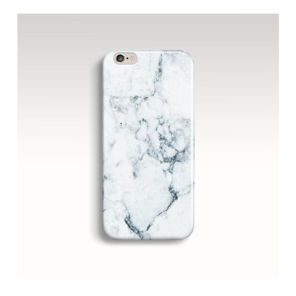 Etui na telefon Marble Grey na iPhone 6/6S